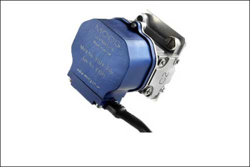 Электро-гидравлический клапан Moog