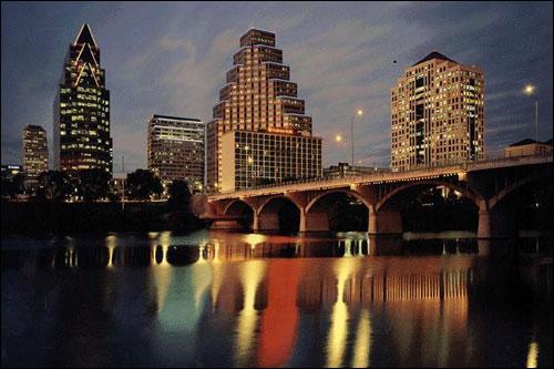 Город Остин, штат Техас