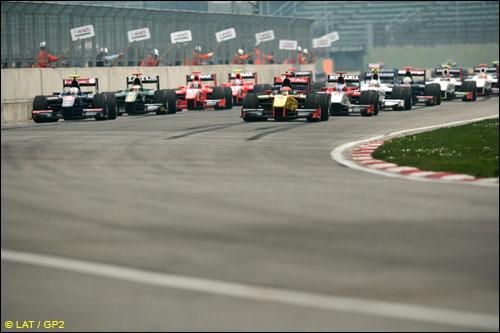 GP2: Перед стартом нового сезона...