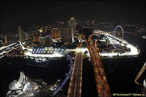 Сингапур уже не желает проводить Гран-при