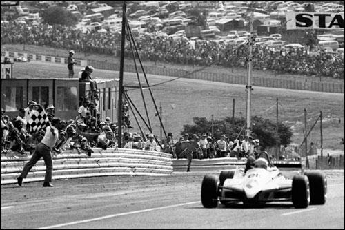 Победа Алена Проста на Гран При ЮАР 1982 года