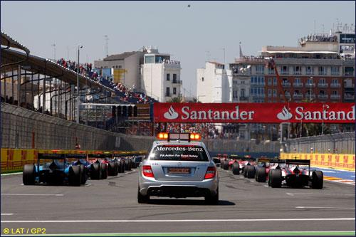 Восьмой сезон GP2 стартует через несколько дней