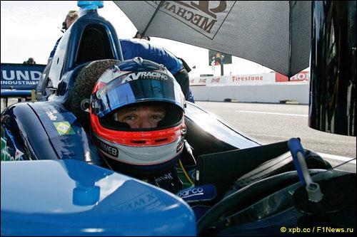 Рубенс Баррикелло в серии IndyCar