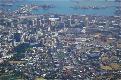 Панорама Кейптауна