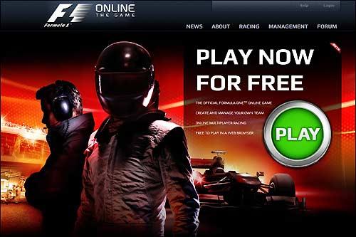 Игра Симулятор Формула 1 Онлайн