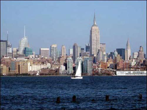 Панорама Нью-Джерси