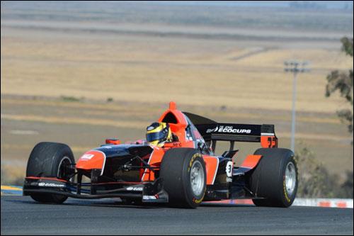 В 2012-м MP Motorsport и Даниэль де Йонг выступали в Auto GP - в 2013-м окажутся в GP2