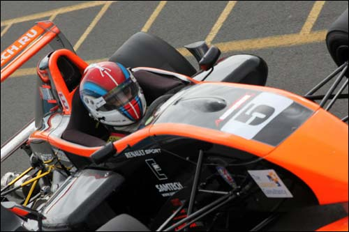 Иван Таранов в Формуле Renault BARC