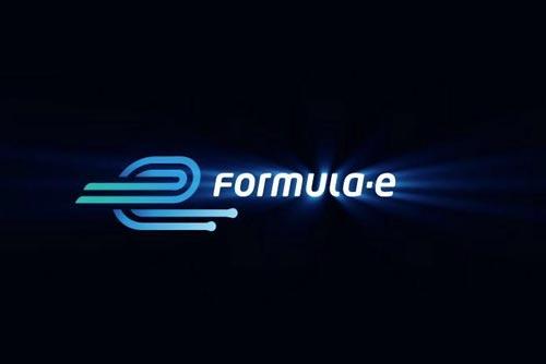 Логотип Формулы E