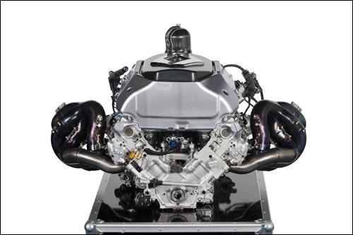Двигатель Renault RS27