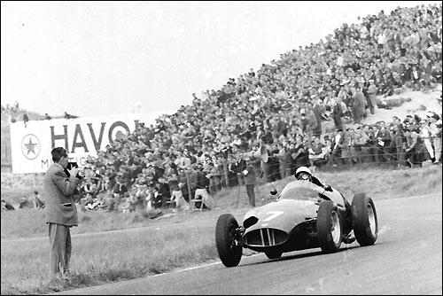 Гран При Голландии'59. Йоаким Боннье