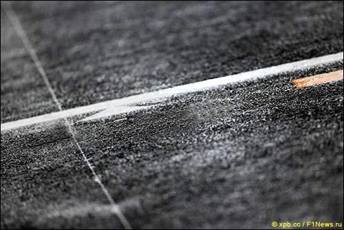 Стартовое поле Гран При Японии 2014