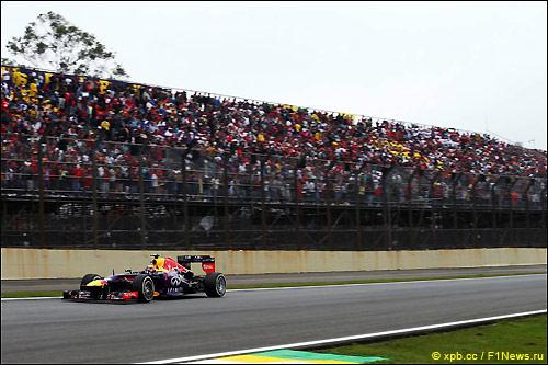 Гран При Бразилии стал последней гонкой в карьере Марка Уэббера