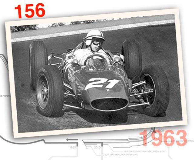 Ferrari 156/63 F1