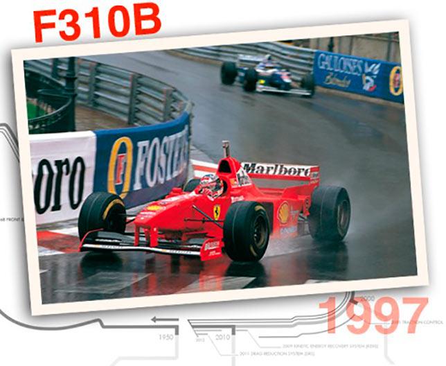 Ferrari F310 B, 1997 год