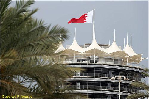 Бахрейнский автодром Сахир