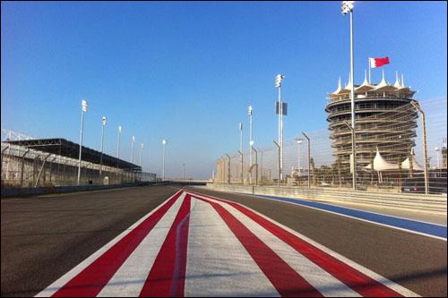 В Бахрейне стартовали зимние тесты