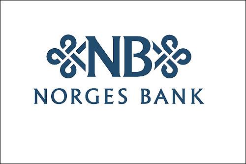 Логотип Norges Bank