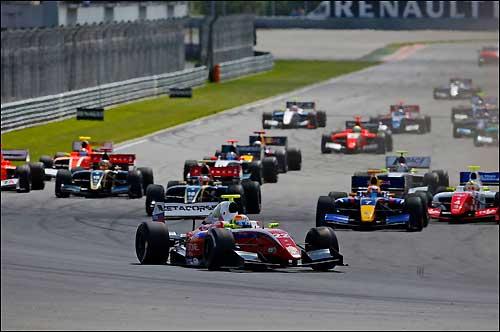 Этап Мировой серии Renault на Moscow Raceway