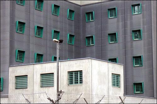 Одна из тюрем Цюриха