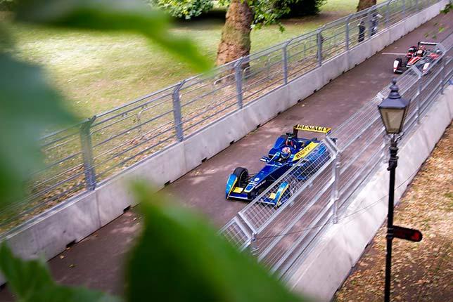 Лондонская трасса Формулы E
