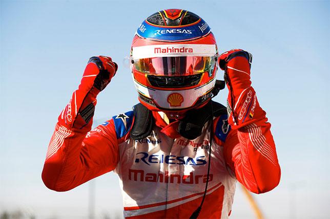 Формула E: Д'Амброзио одержал неожиданную победу