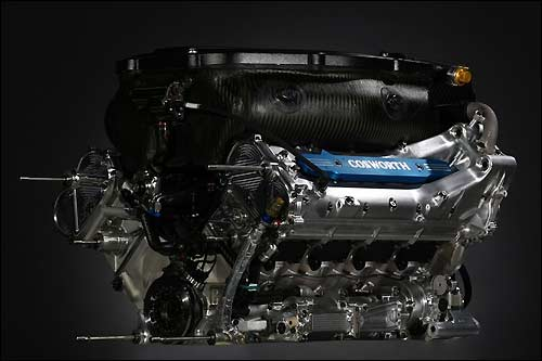 Двигатель Cosworth CA2010