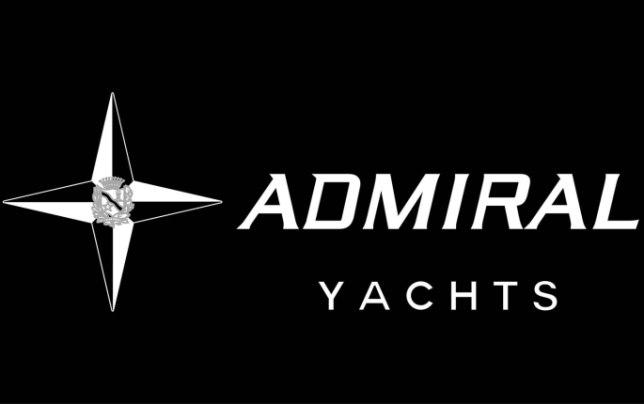 Логотип Admiral Yachts