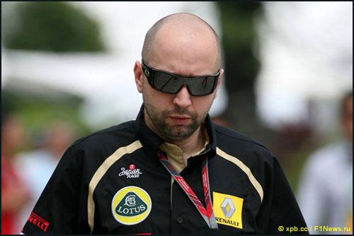 Совладелец Lotus Renault GP Жерар Лопес