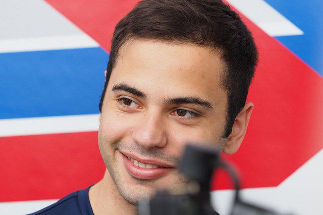 В Сочи Исаакян дебютирует в Формуле 2