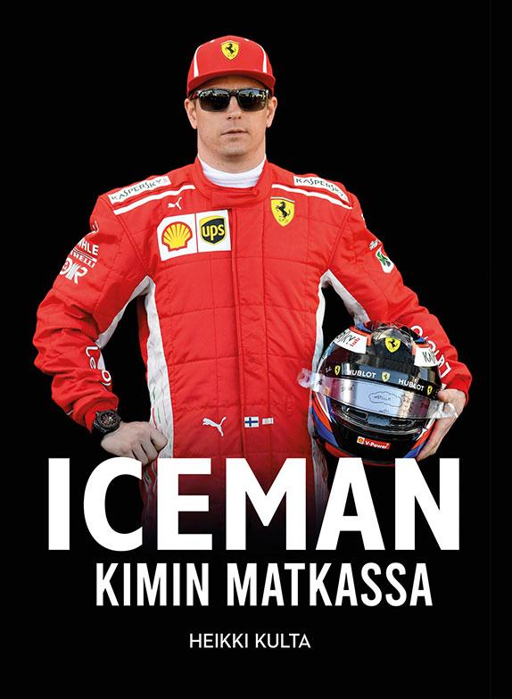 В Финляндии вышла новая книга о Кими Райкконене