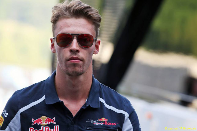 Ферстаппен стал лучшим во 2-ой практике Гран-при Бельгии. Квят— 14-й