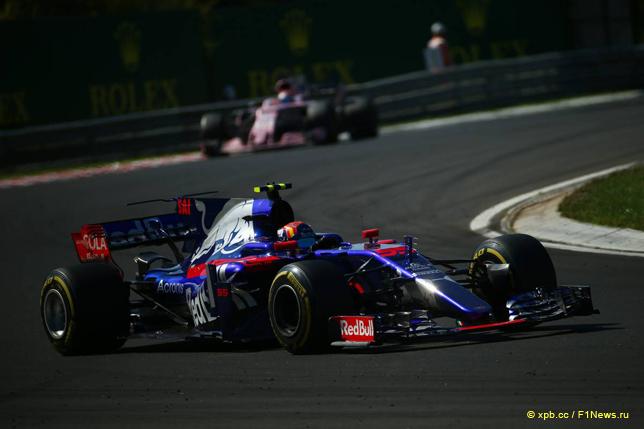 Гран При Венгрии. Карлос Сайнс