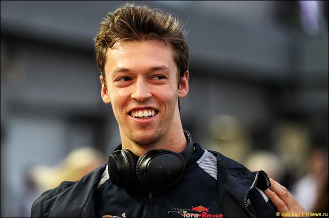 Даниил Квят возвратится вгонки «Формулы-1» через две недели