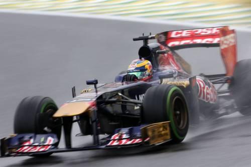 Гран При Бразилии. Жан-Эрик Вернь