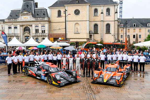 Команда G-Drive Racing