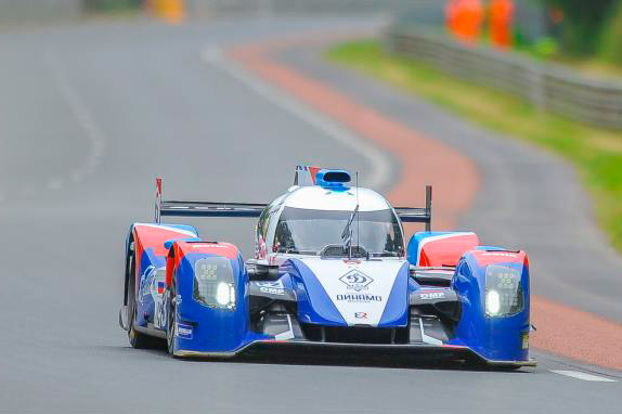 BR01 команды SMP Racing
