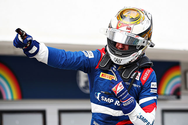 Формула 2: Гонку выиграл Шварцман, Мазепин – второй