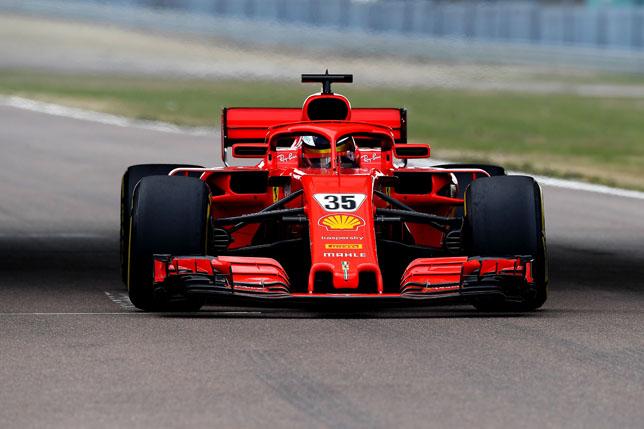 Роберт Шварцман, фото: Ferrari