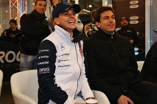 Автоспорт гонка чемпионов 2015