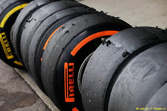 Шины Pirelli в Сузуке в 2016 году