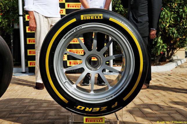 18-дюймовые шины Pirelli