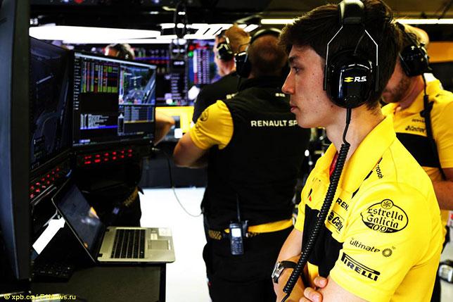 Джек Эйткен: Для меня очень важна поддержка Renault