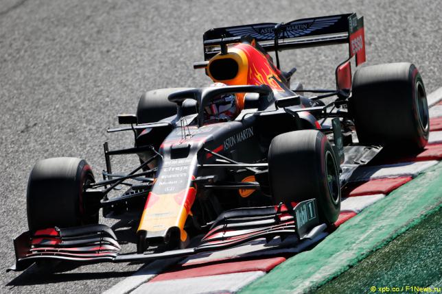 Гран При Японии. Макс Ферстаппен