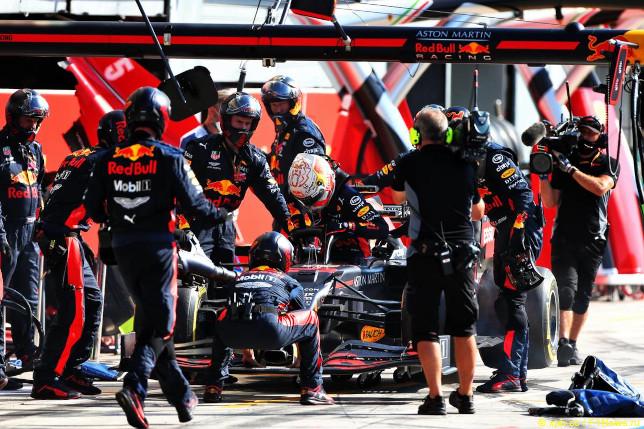 Гран При Италии. Сход Макса Ферстаппена