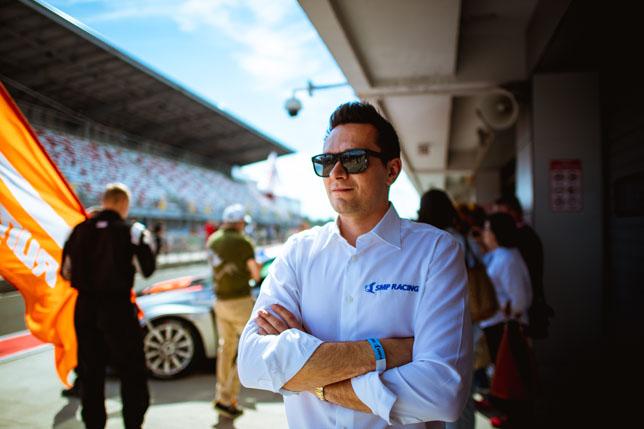 Михаил Алёшин, фото: SMP Racing