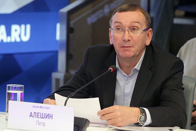 Пётр Алёшин