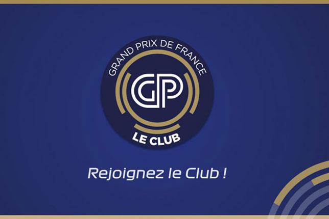 Логотип клуба болельщиков (фото с официального сайта Гран При Франции)