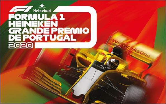 Афиша Гран При Португалии