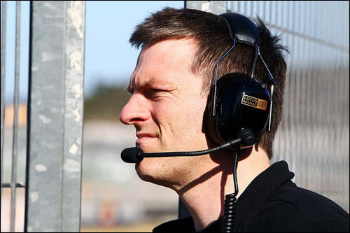 Технический директор Lotus Renault GP Джеймс Эллисон